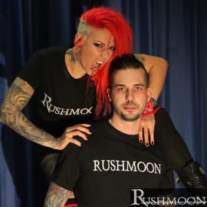T-Shirt Rushmoon